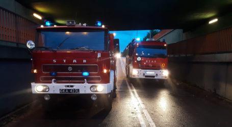 Strażacy z OSP pomagali mieszkańcom powiatu