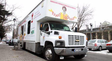 Ambulans Ronalda McDonalda ponownie w Lęborku