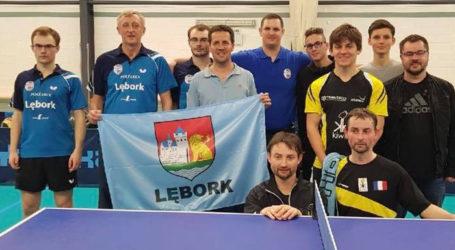 Lęborscy tenisiści w 1/4 finału Pucharu Europy TT Inter Cup