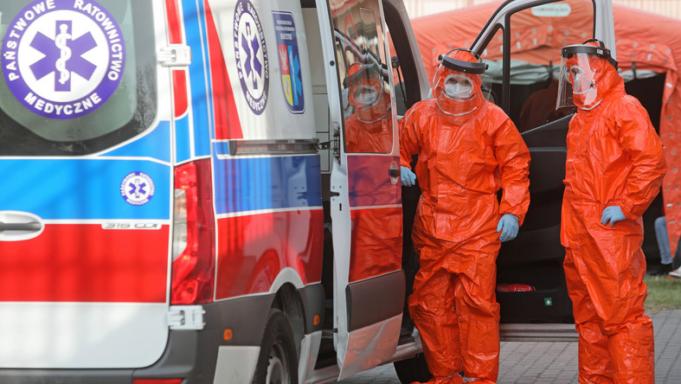 Mały raport z epidemii koronawirusa w Województwie Pomorskim na koniec tygodnia