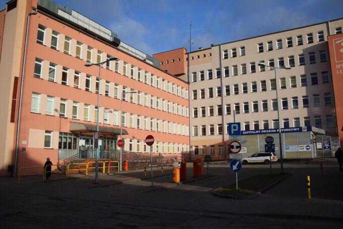 Szpital w Lęborku  wprowadził czasowe ograniczenie swojej działalności. Powód? Epidemia koronawirusa