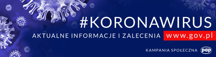 Koronawirus - wiadomości gov.pl